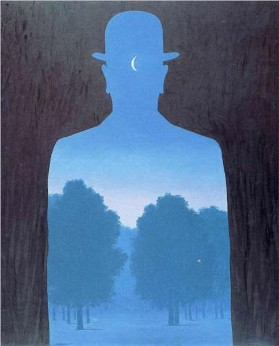 A Friend of Order by Rene Magritte, 1964