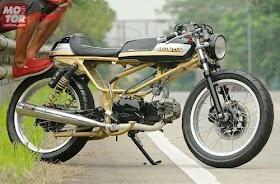 Sepeda Motor Win