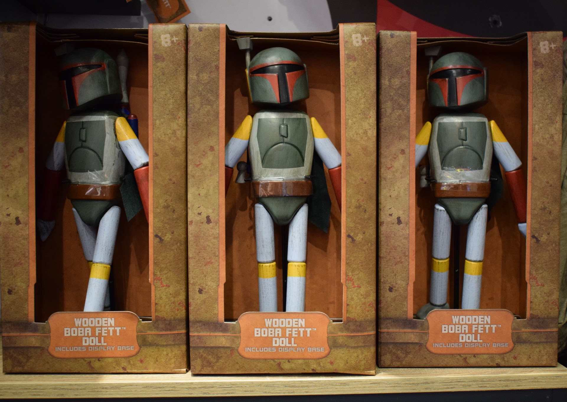 New Galaxy's Edge Merchandise at Downtown Disney | Anakin and His Angel