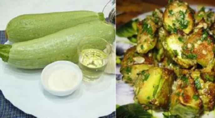 Кабачки вкуснее мяса... С таким рецептом этот овощ полюбит кто угодно!