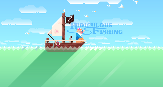 Chat with the Ridiculous Fishing developers on Reddit right now