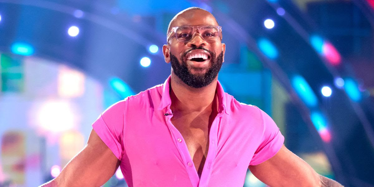 Strictly's Ugo Monye pulls out of this weekend's show due to injury