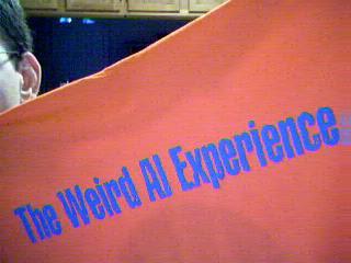 Weird Al Experience