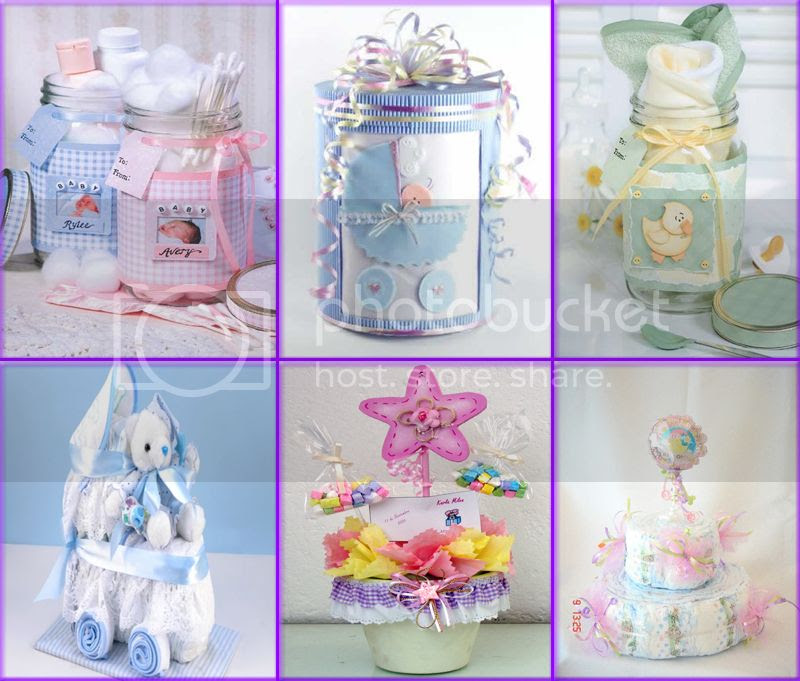 manualidades baby shower