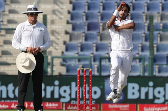 Pakistan Pacer Hasan Ali Ruled Out of Sri Lanka Test Series Due to Rib Fracture