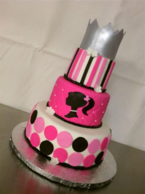 barbie sheet cakes cake ideas  designs