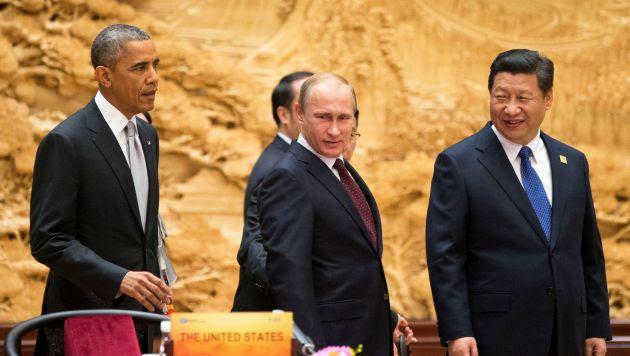 Cita mundial. Los principales líderes del mundo vendrán a Lima esta semana. (Reuters)
