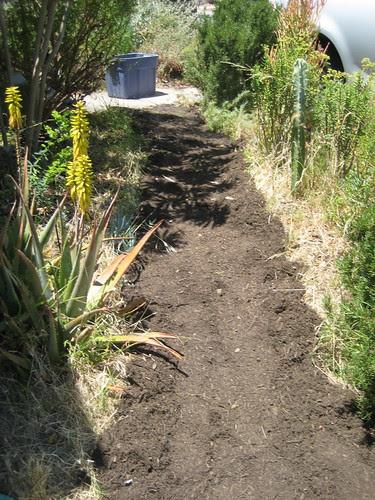 path mulching