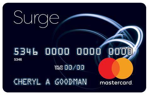 surge credit card cardblazecom