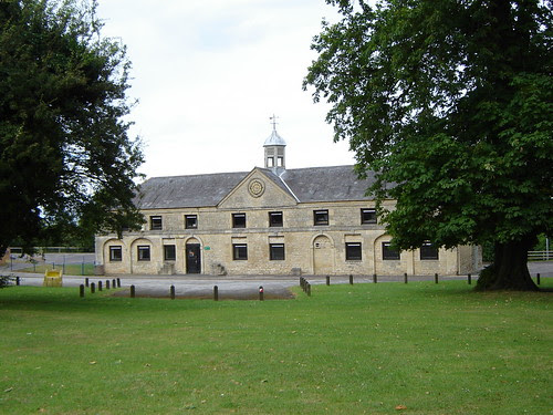 The Stable block at Wheatley Park School, Holton