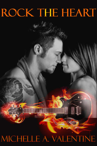 Rock the Heart (Black Falcon Series #1)