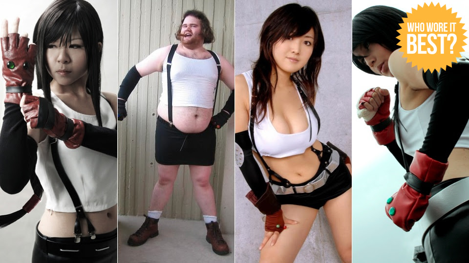 Click here to read You Think You Can Hold Up Tifa's Suspenders?