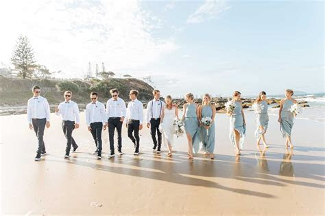 Weddings   The Surf Club Mooloolaba