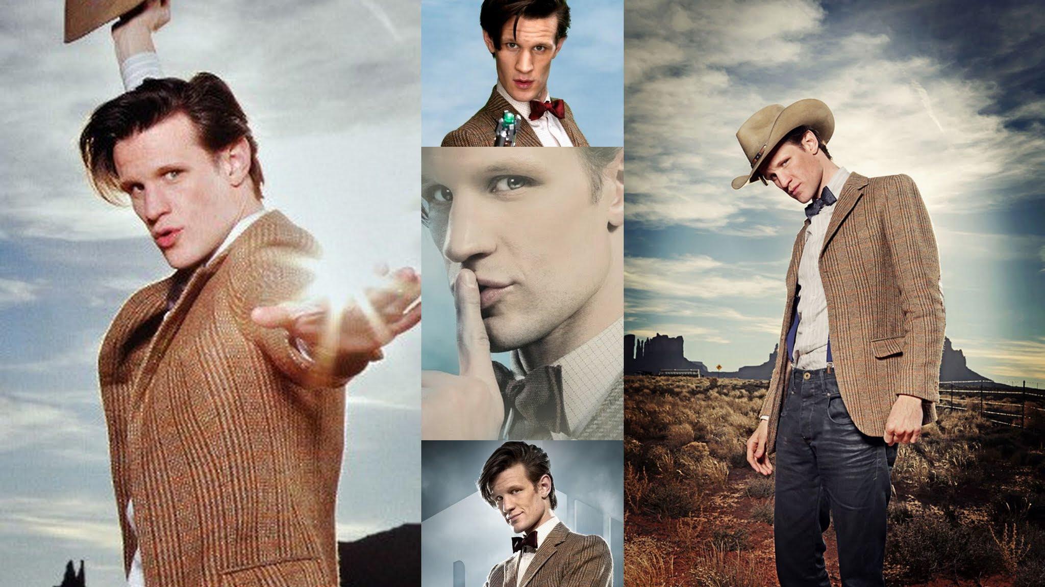 Doctor Who Matt Smith Wallpapers Wallpaper 2048x1152