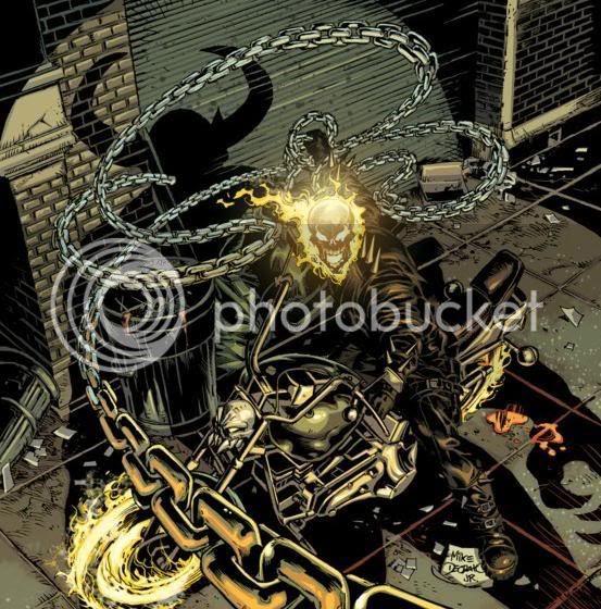 Motoqueiro Fantasma -A Anunciação Final