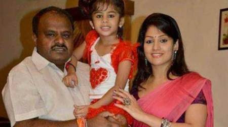 Actor Radhika back in the news as HD Kumaraswamy set to become Karnataka CM