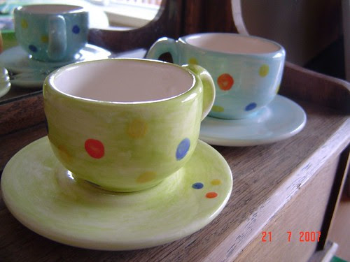 espresso cup pair