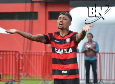 Fim da novela! Kieza deixa o Vitória e acerta com o Botafogo