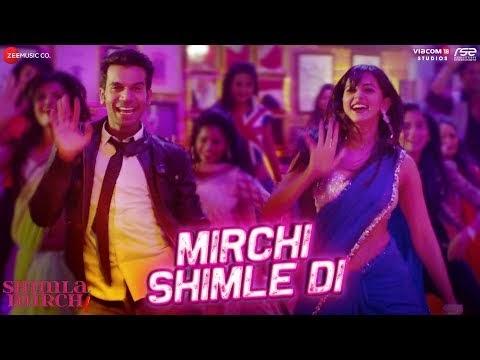 Yeh Mirchi Shimle Di mp3 download- Shimla Mirch | Hema Malini, Rajkummar