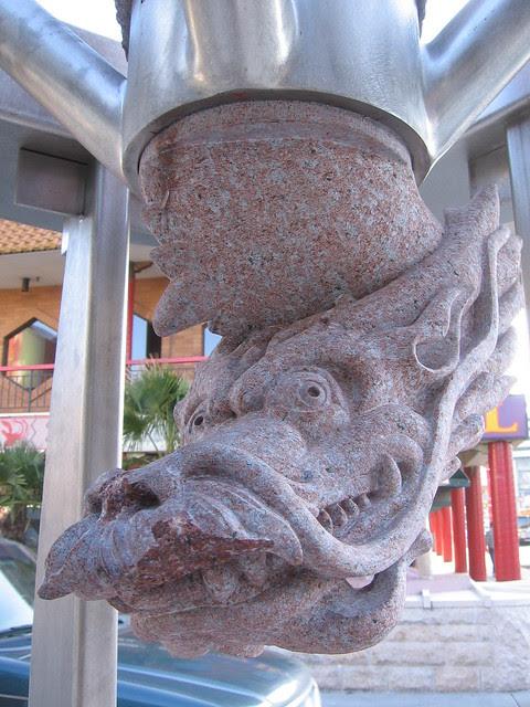 Chinatown Dragon, NW 4th & Davis