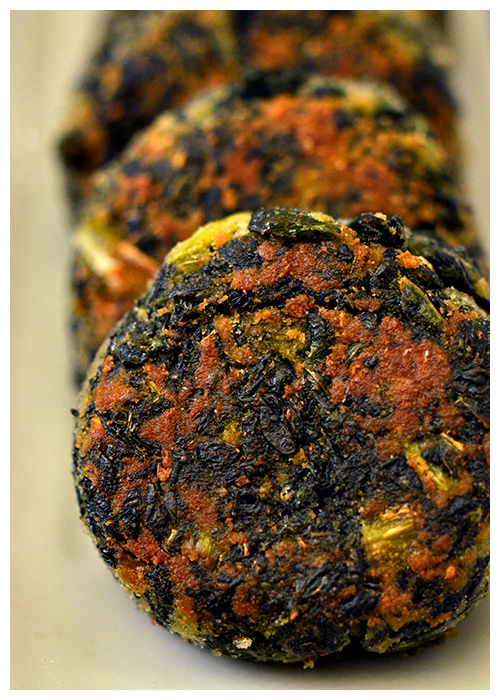 cavolo nero fritters© by Haalo