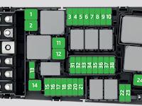 Mk 1 Golf Fuse Box Diagram