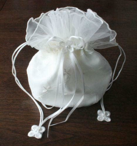 wedding flower girl bags ebay