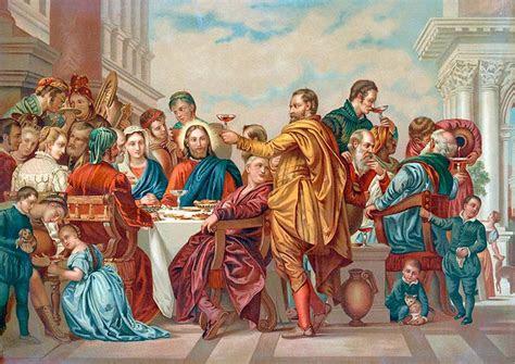 hochzeit zu kana jesus weinvermehrung wasser bibel st