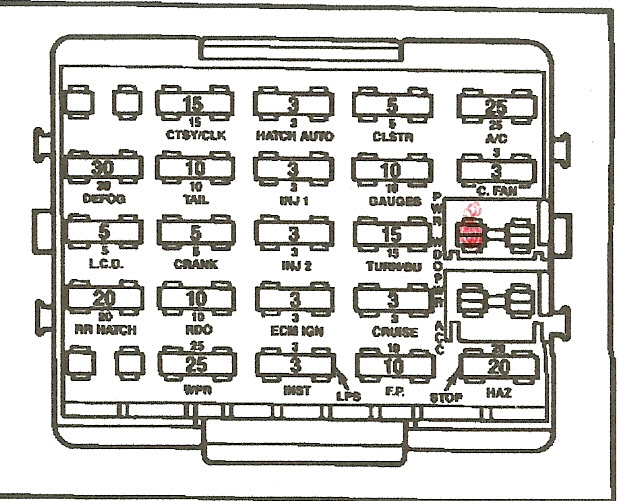 92 Corvette Wiring Diagram - Wiring Diagram Networks