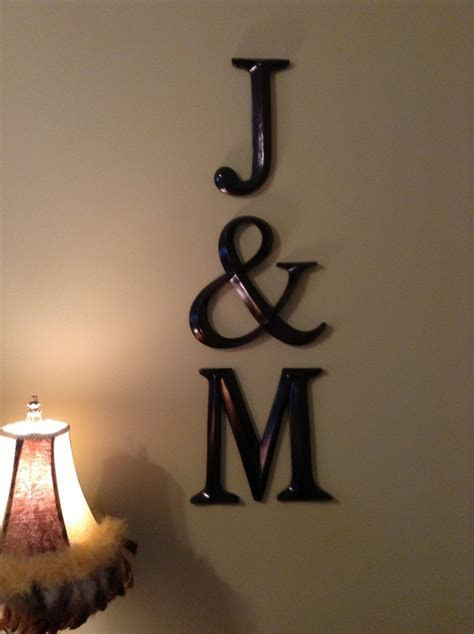 Wall Decor, Large Letter Decor, Wedding Decor, PICK YOur