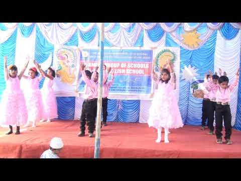 every Night and every Day Dance by Rumi English School in Al-Ameen Campus