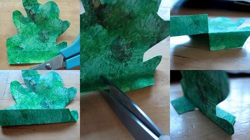 how to make a jungle craft