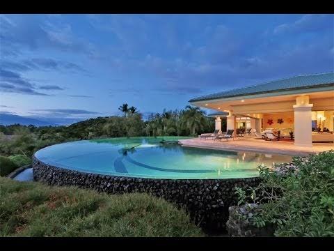 Home Inspiration: Magical Estate with Ocean Views in Wailea, Hawaii