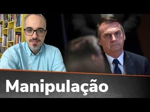 URGENTE: MANIPULAÇÃ0 TENTA DESTRUIR ARMA MAIS PODEROSA DE BOLSONARO