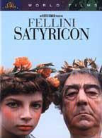 Fellini Satyricon DVD: Standard Edition