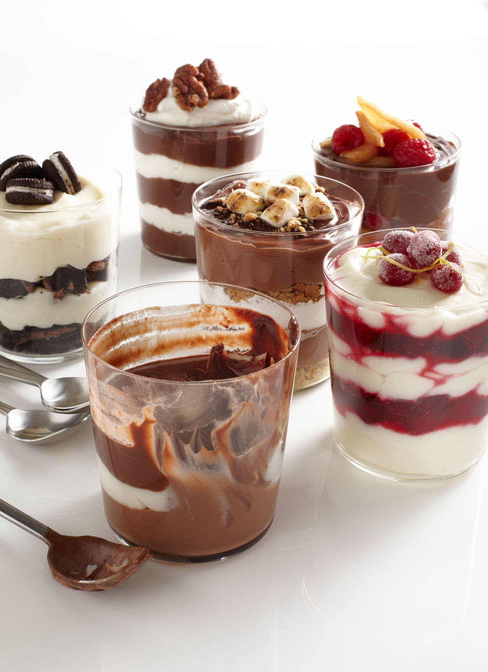 Chocolate Pudding Recipes - Homemade Chocolate Pudding ...