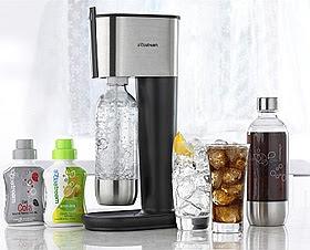 ソーダストリーム,炭酸水,自分で作る炭酸,自宅で炭酸,松菱