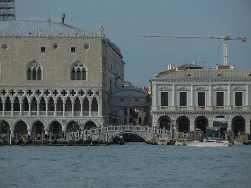 DSCN0425 _ view of Palazzo Ducale and Ponte dei Sospiri from Giorgio Marggiore, 11 October