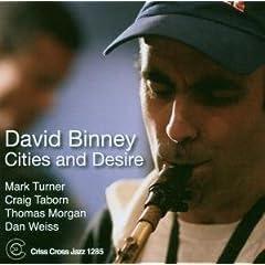 David Binney cover