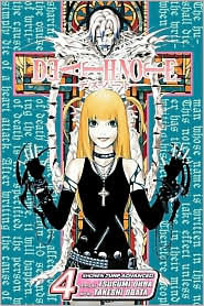 Death Note, Vol. 4: Love (Death Note, #4)