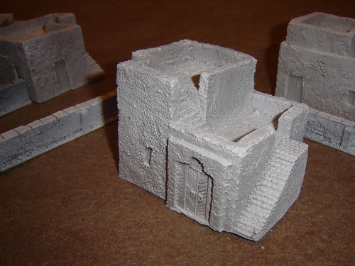 Undercoated Close-up