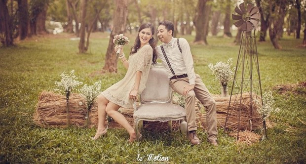 81 Pre Wedding Photo Unik