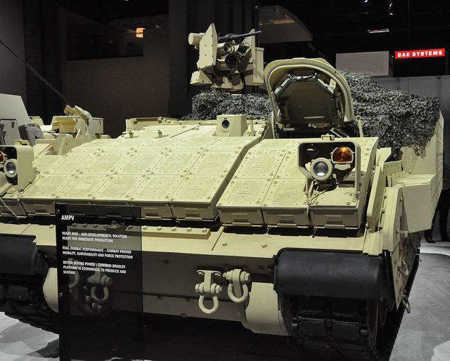 El ejército de EE.UU. está investigando las mejores opciones posibles para sustituir a orugas M113 vehículo blindado vehículo con modernas unidades de combate listos que son aptos para desempeñar funciones en la guerra moderna. Algunos de los vehículos en el inventario actual del Ejército fueron puestos en servicio ya en 1961.