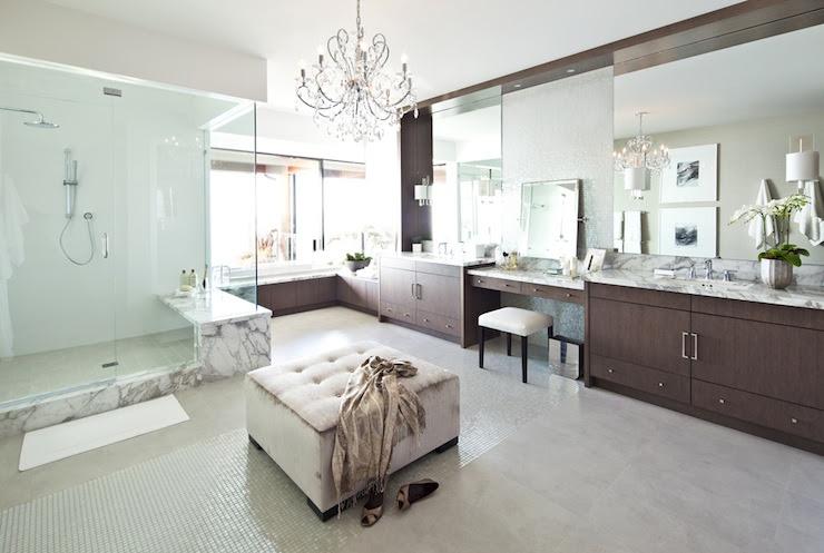 Master Bathroom Ideas - Contemporary - bathroom - Kelly Deck Design