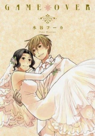 Manga female younger relationships older male Age Gap