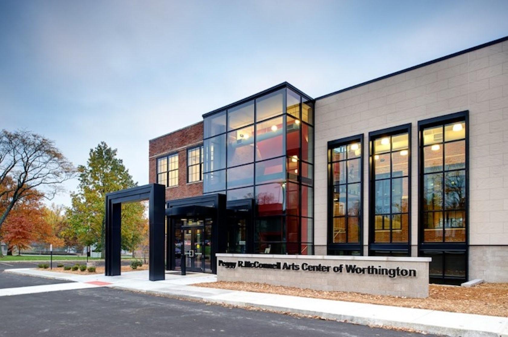 Worthington Arts Center by DesignGroup Inc - Architizer