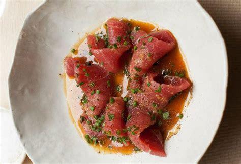 tuna sashimi recipe raw food recipes