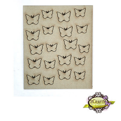 Butterflies (unit of 3)