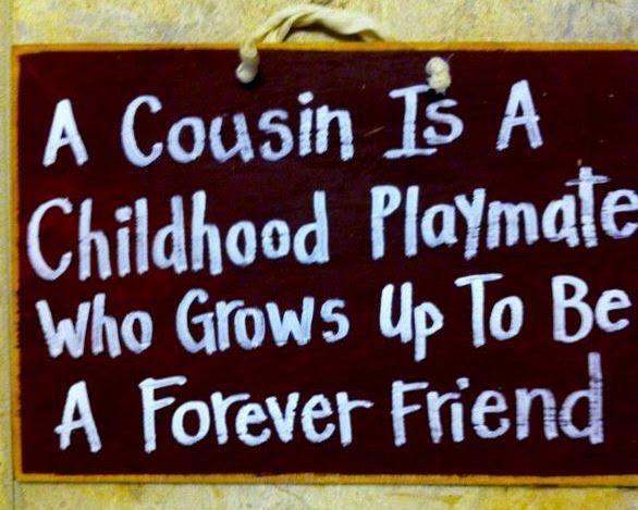 Cousins Quotes Cousins Sayings Cousins Picture Quotes