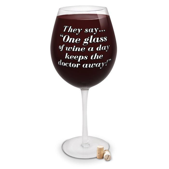 Giant Wine Glass Holds 3 Bottles Worlds Largest Wine Glass